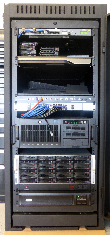 Rack That Server Pieter Viljoen S Blog