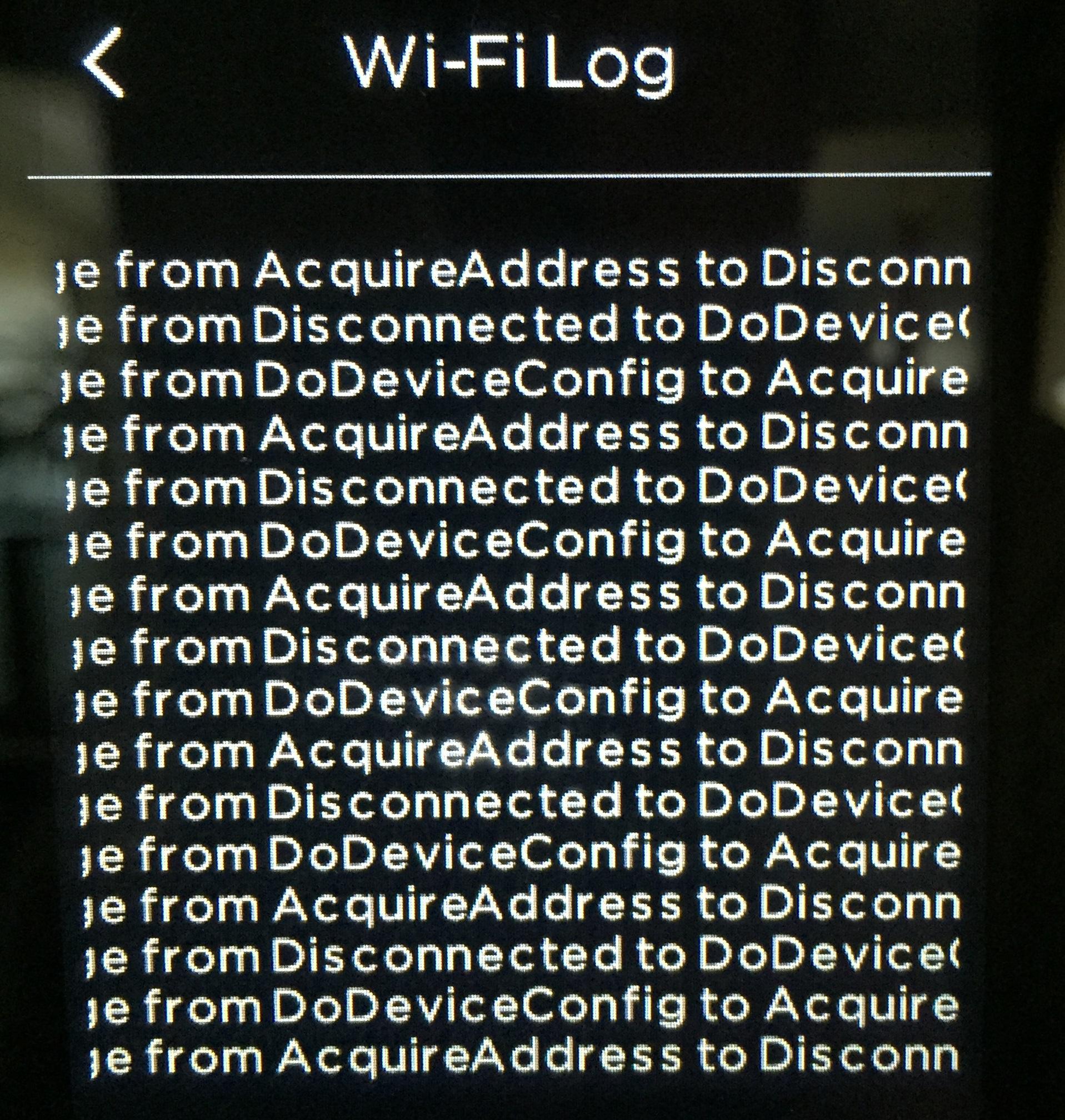 Ecobee3 Wifi Connection Troubles Pieter Viljoen S Blog